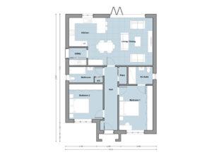 6 Floor Plan