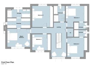 8 - first floor